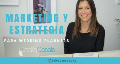 MARKETING Y ESTRATEGIA PARA WEDDING PLANNERS